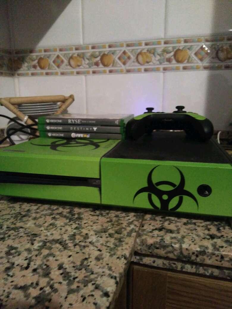 Imagen producto Xbox one 200€ 2