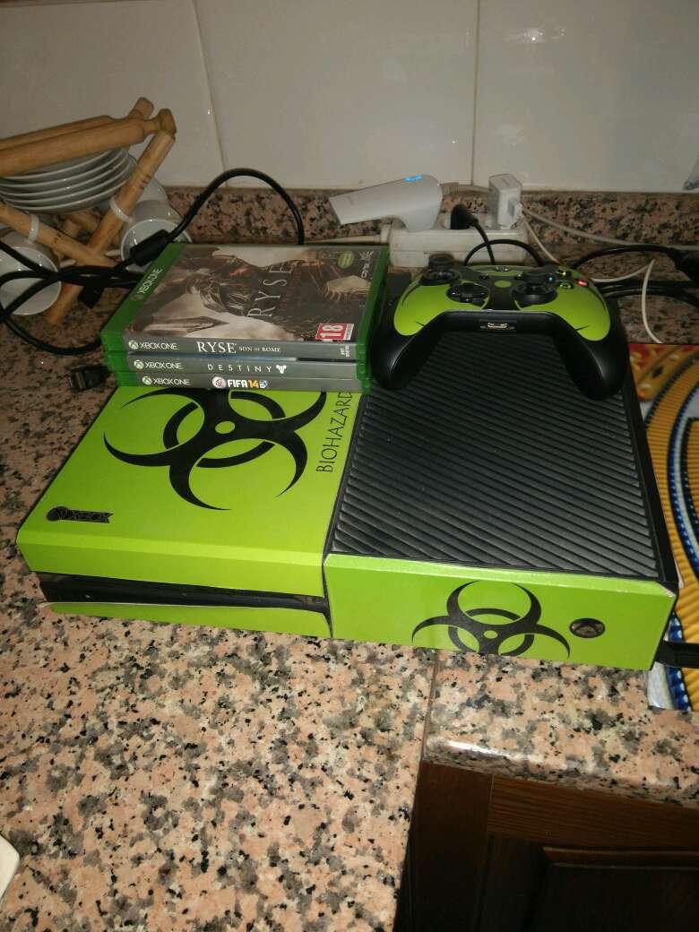 Imagen Xbox one 200€