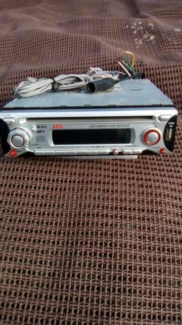 Imagen producto Radio / CD marca AEG 2