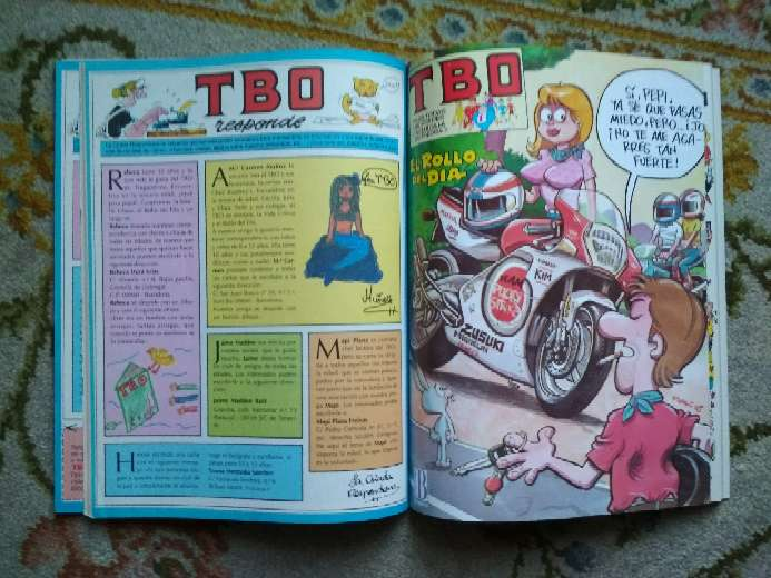 Imagen producto Tbo selección número 9 5