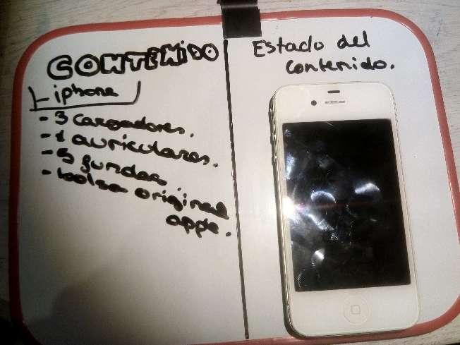 Imagen iphone 4 nuevo