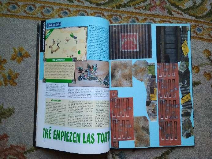 Imagen producto Revista white dwarf número 31 3
