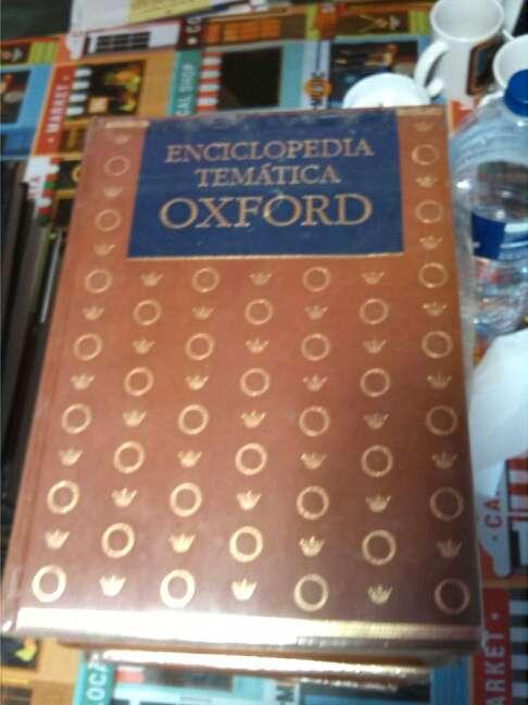 Imagen libros enciclopedia temáticas nuevo