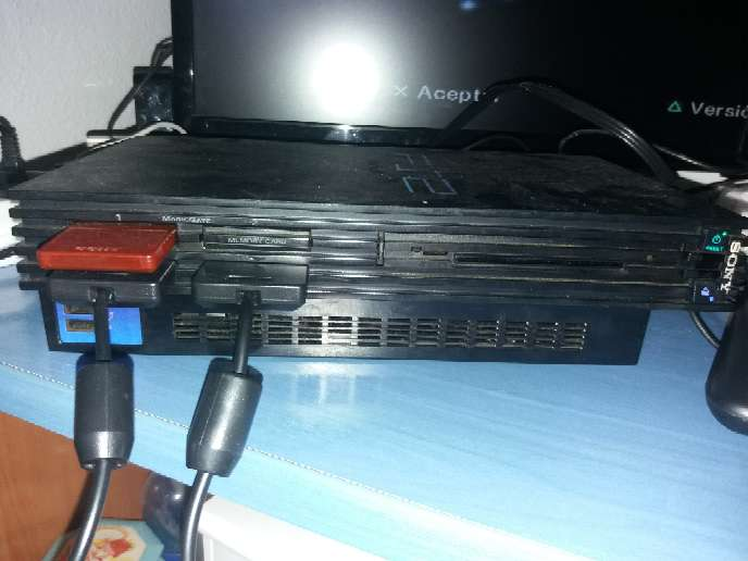 Imagen producto Play station 2 3