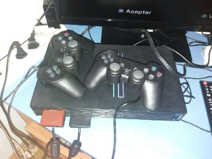 Imagen producto Play station 2 1