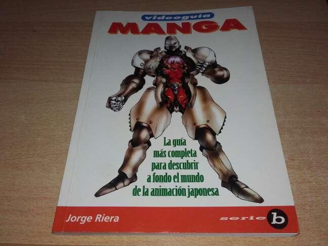 Imagen Videoguia manga