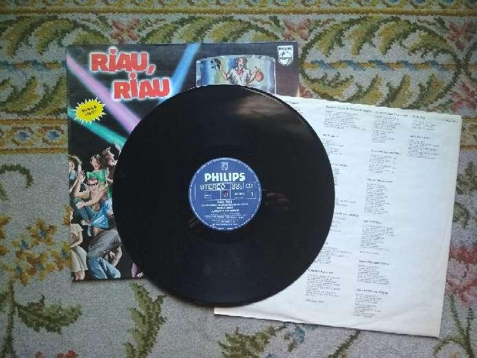 Imagen producto Vinilo Riau-riau las 60 mejores canciones para cantar y bailar 2