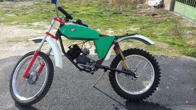 Imagen puch minicros 49cc
