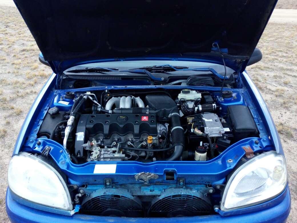 Imagen despiece de Citroën saxo