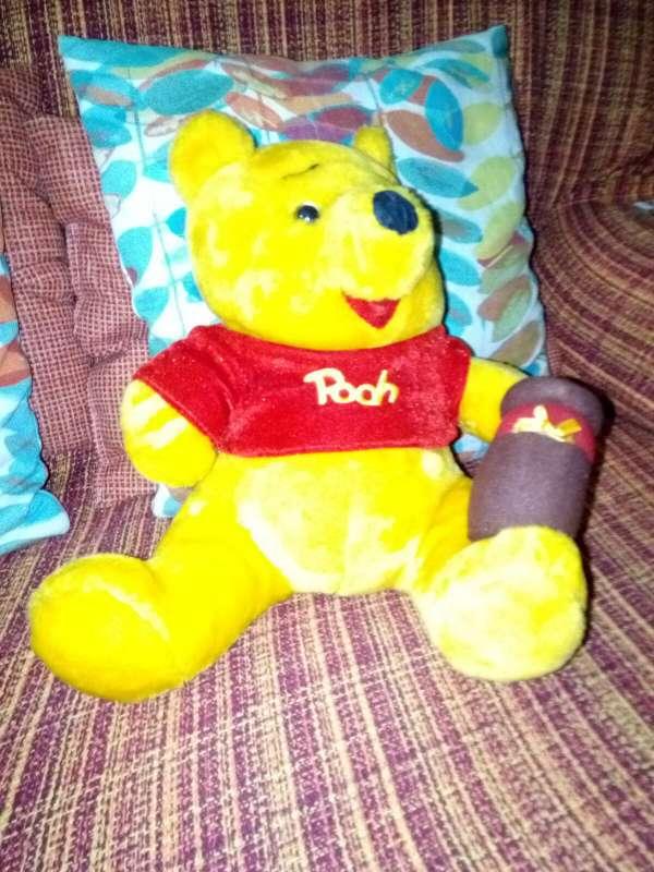 Imagen osito de peluche Pooh