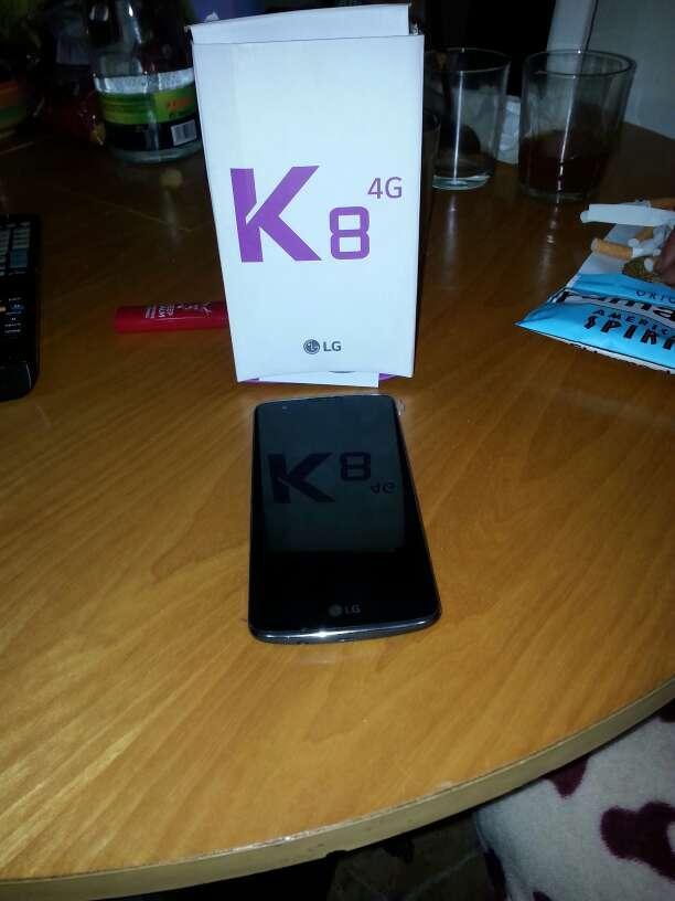 Imagen movil LG K8