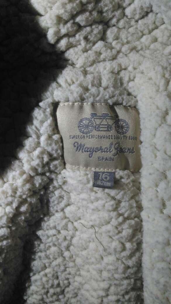 Imagen producto Chaqueta mayoral talla 16 4