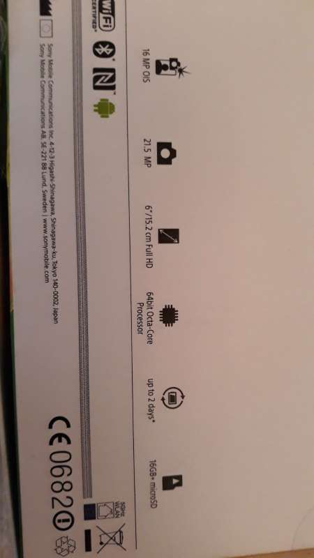Imagen producto Sony xperia xa ultra  2