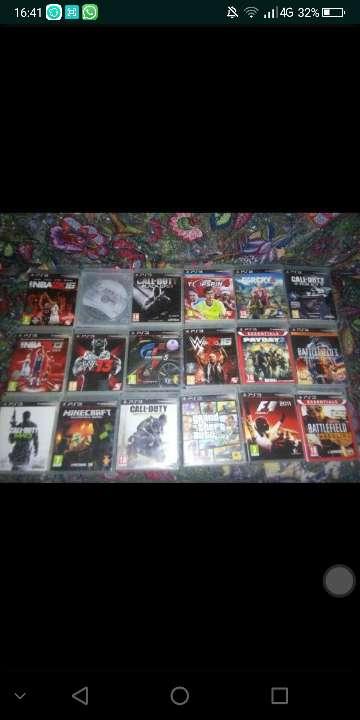 Imagen Play 3 + juegos