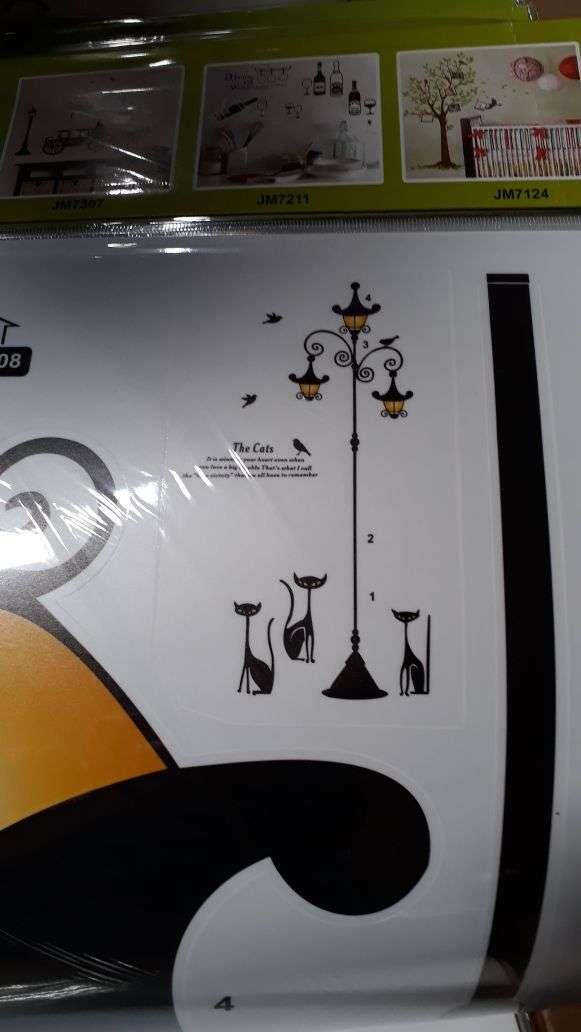 Imagen producto Sticker decorativo pared 6