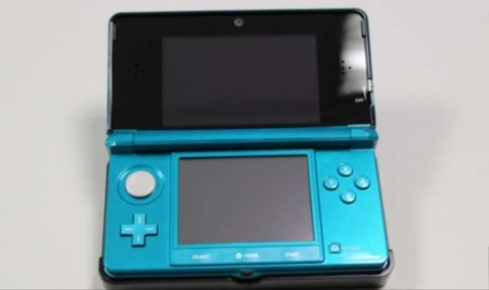 Imagen Nintendo 3ds x Nintendo switch