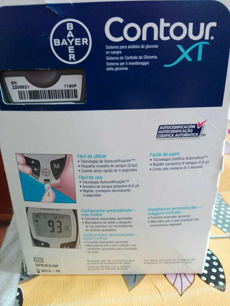 Imagen producto Medidor glucosa  marca bayer 2