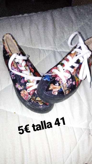 Imagen zapatillas convers