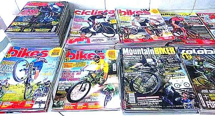 Imagen producto Revistas de ciclismo  2