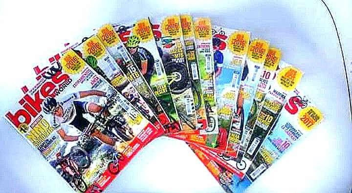 Imagen producto Revistas de ciclismo  1
