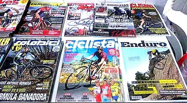 Imagen producto Revistas de ciclismo  4