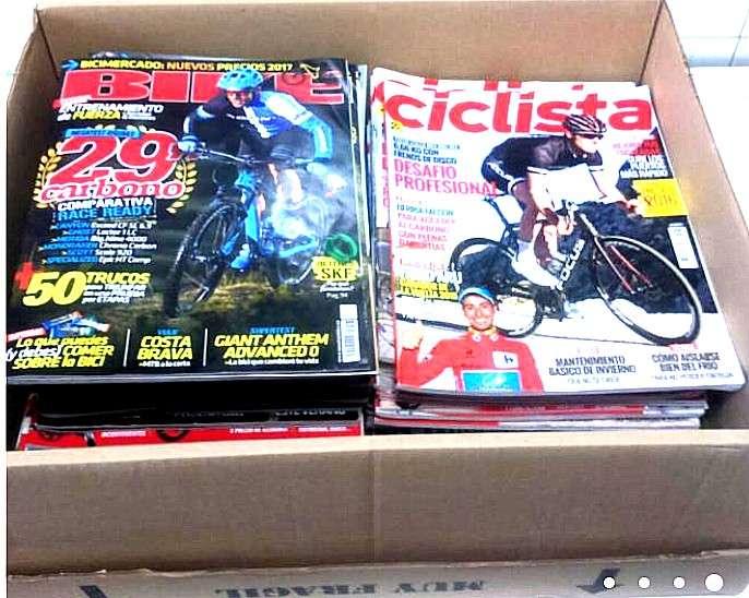 Imagen producto Revistas de ciclismo  5