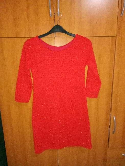 Imagen Vestido rojo