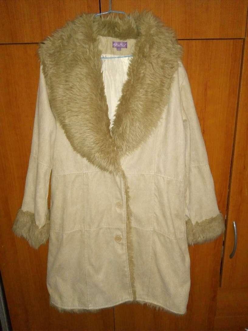Imagen Abrigo color beige
