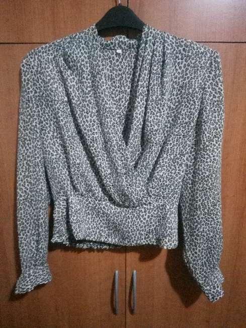Imagen producto Blusa leopardo  1