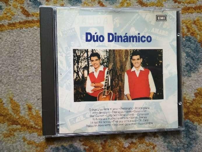 Imagen CD Dúo Dinámico 18 grandes éxitos