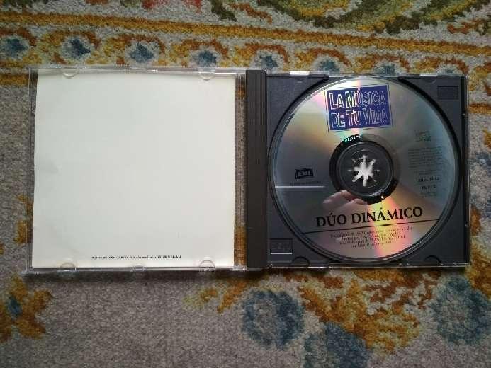 Imagen producto CD Dúo Dinámico 18 grandes éxitos 2