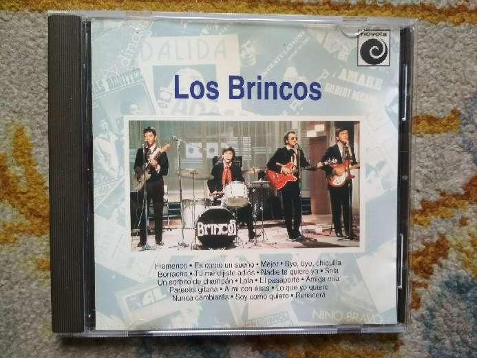 Imagen producto CD Los Brincos, dieciocho de sus grandes éxitos 1