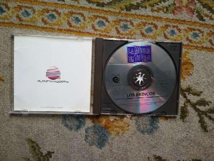 Imagen producto CD Los Brincos, dieciocho de sus grandes éxitos 2