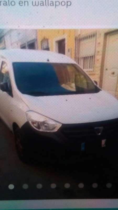 Imagen producto Vendo dacia dokker furgoneta 8