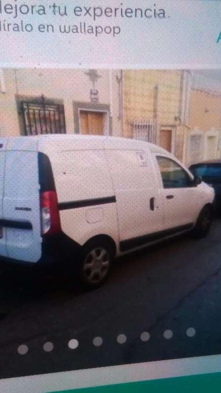 Imagen producto Vendo dacia dokker furgoneta 7