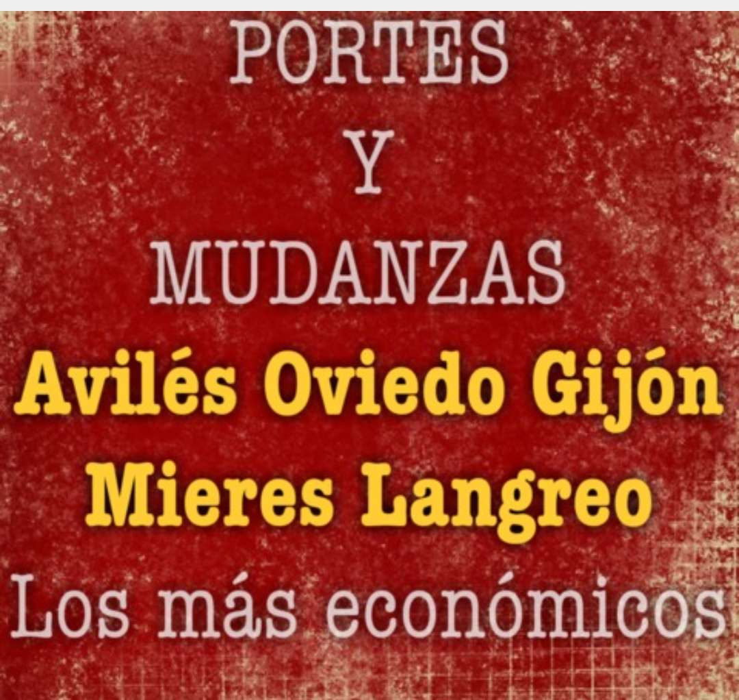 Imagen Mudanzas y portes super económico