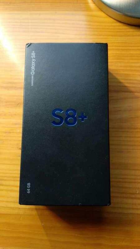 Imagen Samsung S8 Plus