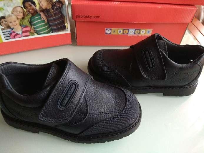 Imagen producto Zapatos piel PABLOSKY T. 27 a estrenar 2