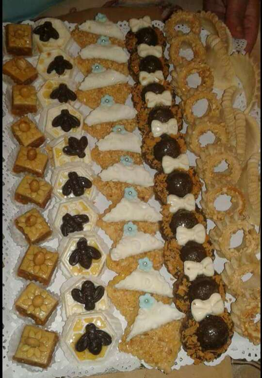 Imagen producto Hola vendo todos los tipos de pasteles marroqui . 3
