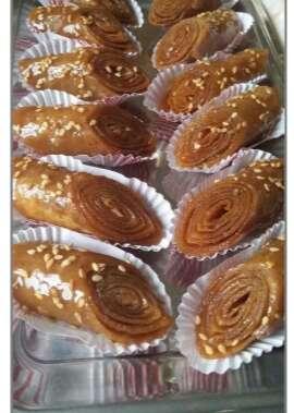 Imagen Hola vendo todos los tipos de pasteles marroqui .