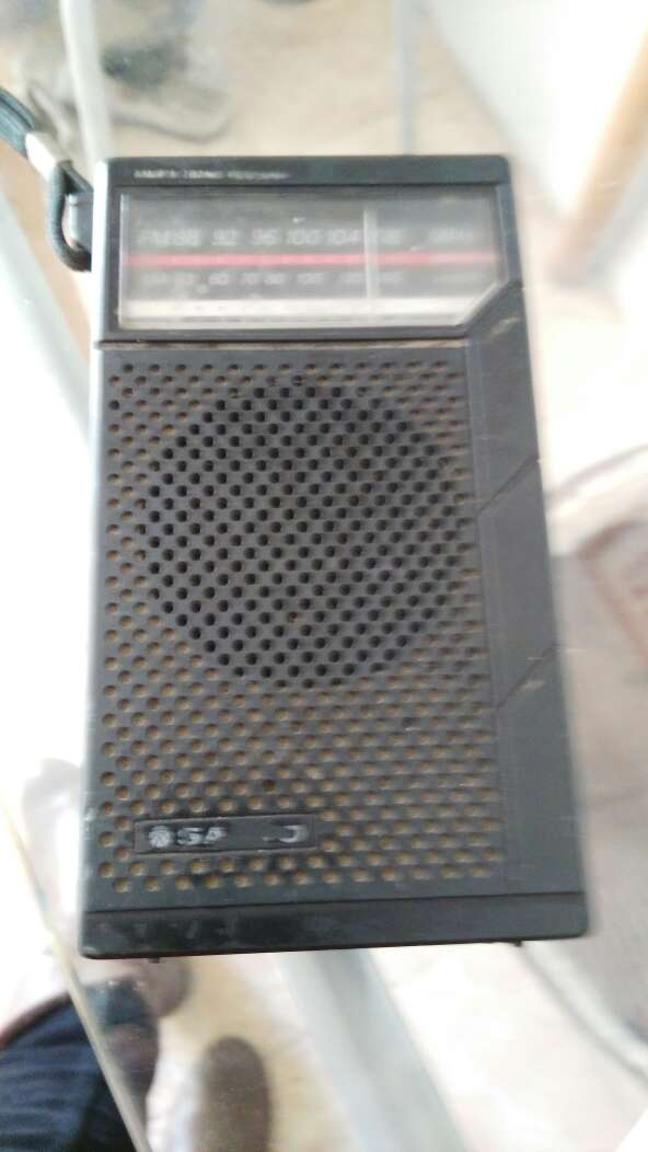 Imagen radio antiguo