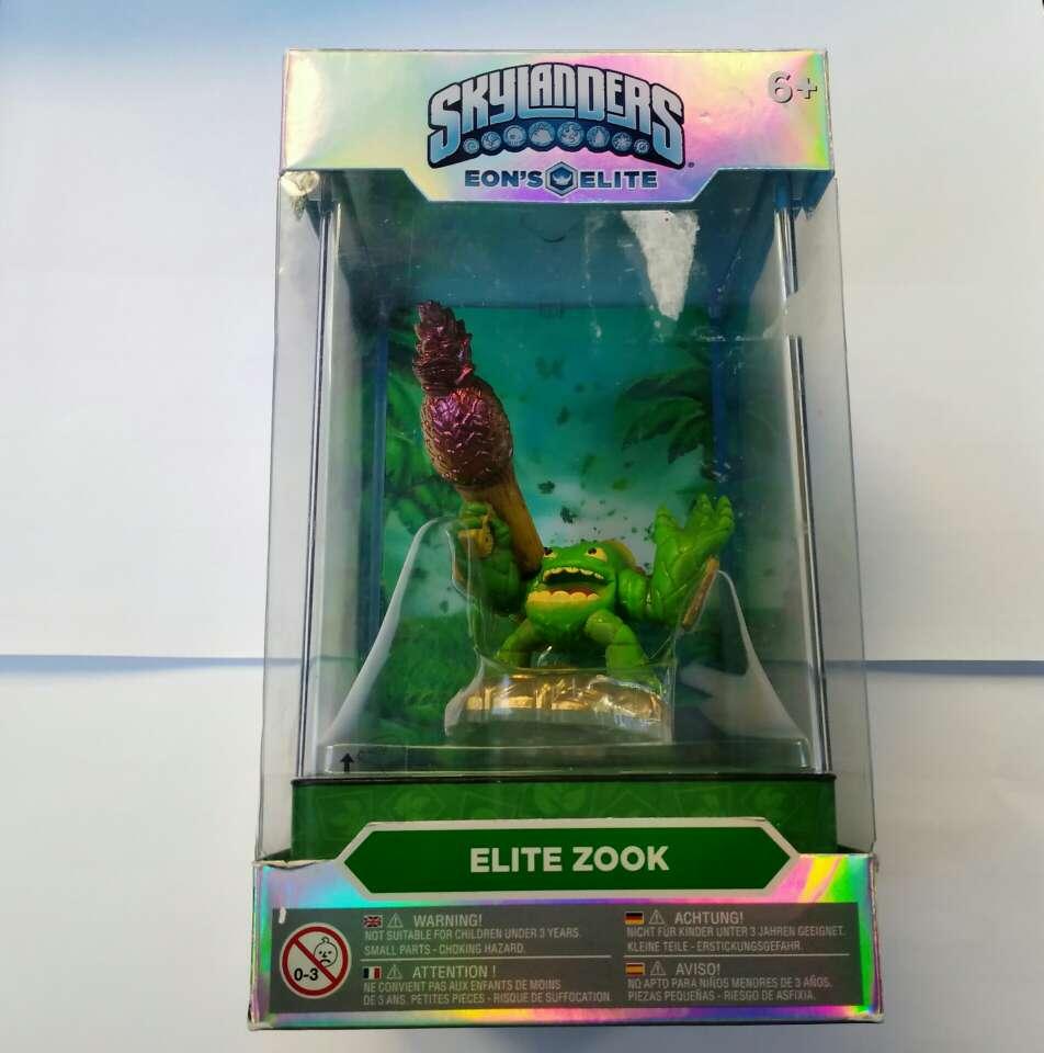 Imagen Skylanders Eon's elite Zook, nuevo