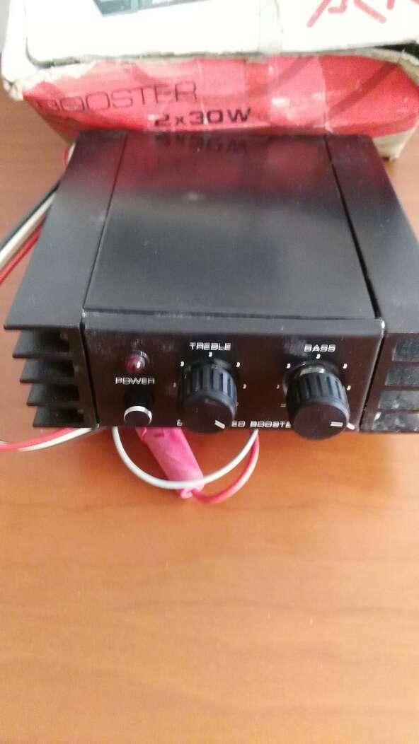 Imagen producto Amplificador de coche  1