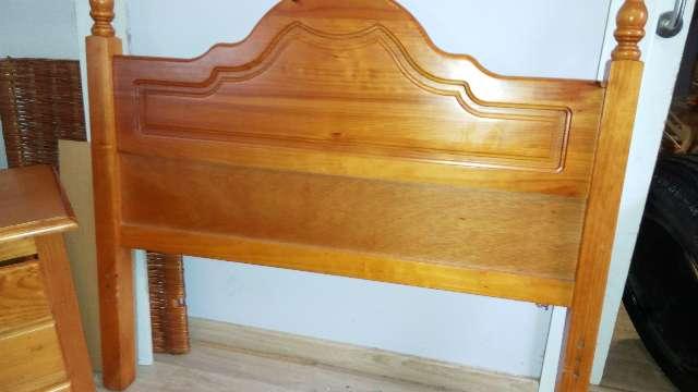Imagen producto Dormitorio madera 3