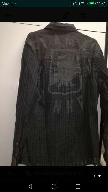 Imagen producto Camisa diésel hombre 2
