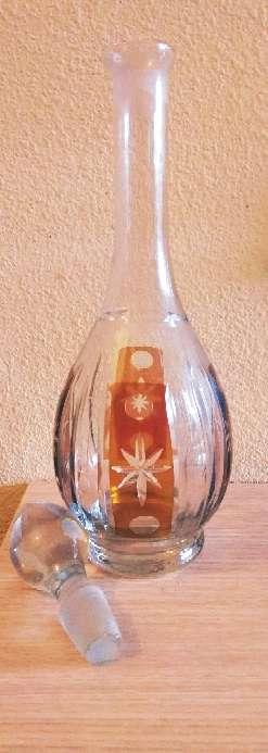 Imagen producto Jarrón de cristal con tapa 2