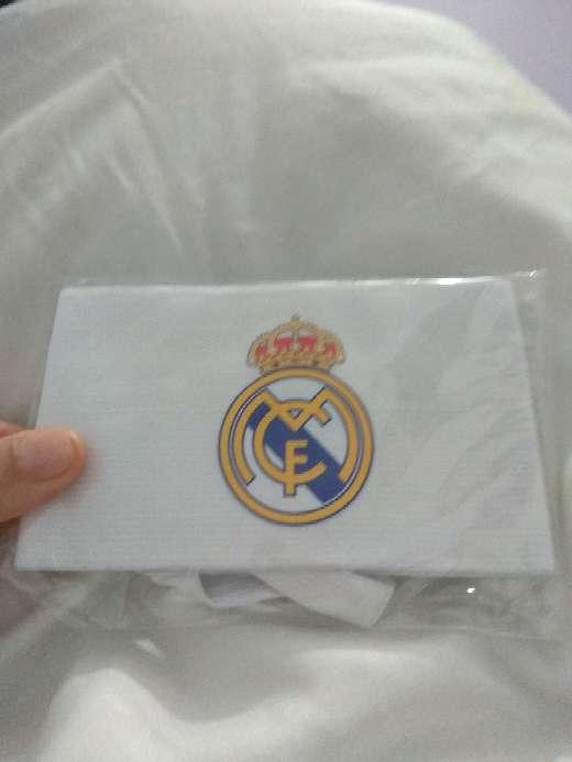 Imagen Brazalete capitán REAL MADRID nuevo!!
