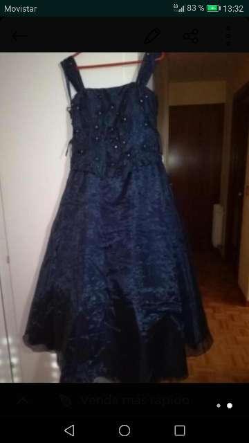 Imagen producto Vestido largo fiesta mujer 2