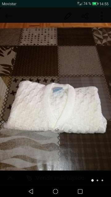 Imagen producto Chaqueta bebe punto 2