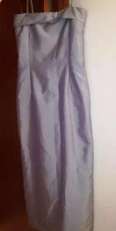 Imagen vestido largo mujer